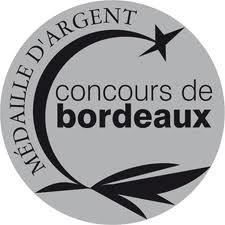 Château Magence - Médaille d'argent concours des vins de Bordeaux