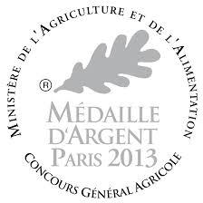 Château Magence - médaille d'argent concours général agricole paris 2013